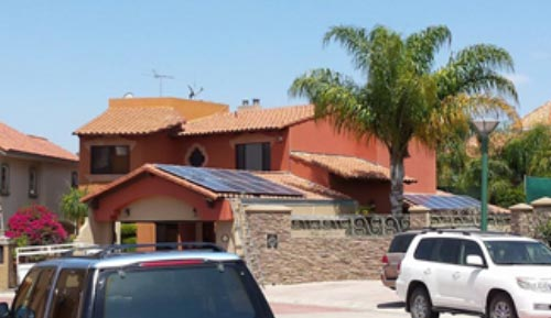 Installation Residential Solar Panels