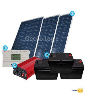 Weekend solar kit