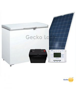 Solar powered refrigerator 50 liter